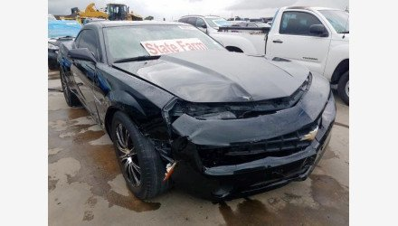 2013 Chevrolet Camaro LS Coupe for sale 101238634