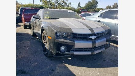 2013 Chevrolet Camaro LS Coupe for sale 101239489