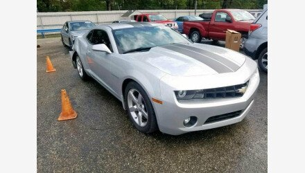 2013 Chevrolet Camaro LT Coupe for sale 101240994