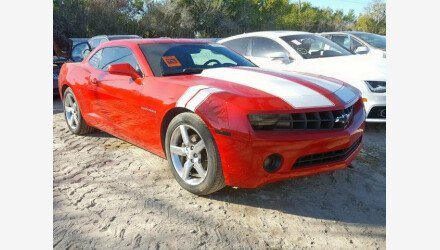 2013 Chevrolet Camaro LT Coupe for sale 101241033