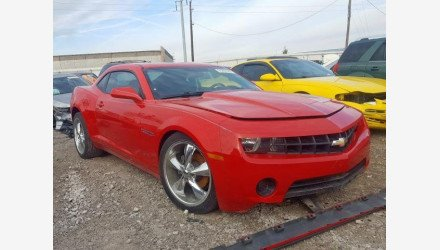 2013 Chevrolet Camaro LS Coupe for sale 101241074