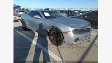 2013 Chevrolet Camaro LS Coupe for sale 101241722