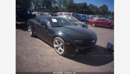 2013 Chevrolet Camaro LT Coupe for sale 101242964