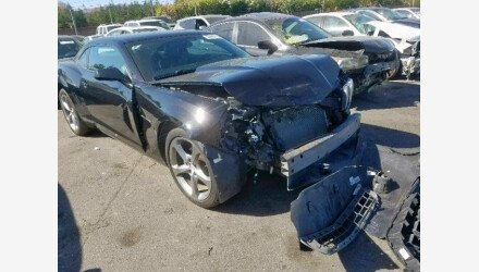 2013 Chevrolet Camaro LT Coupe for sale 101247492