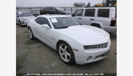 2013 Chevrolet Camaro LT Coupe for sale 101248334