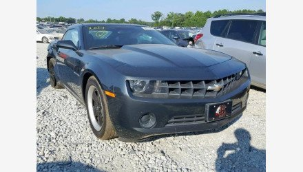 2013 Chevrolet Camaro LS Coupe for sale 101248681