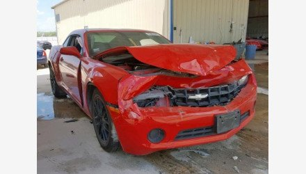 2013 Chevrolet Camaro LS Coupe for sale 101249438