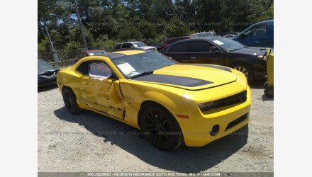 2013 Chevrolet Camaro LT Coupe for sale 101249985