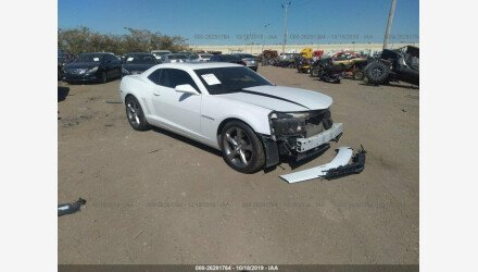 2013 Chevrolet Camaro LT Coupe for sale 101250081