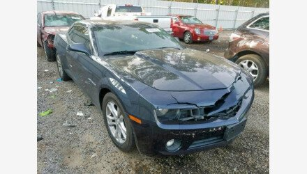 2013 Chevrolet Camaro LT Coupe for sale 101251163