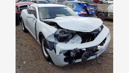 2013 Chevrolet Camaro LS Coupe for sale 101251194