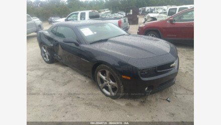2013 Chevrolet Camaro LT Coupe for sale 101251434