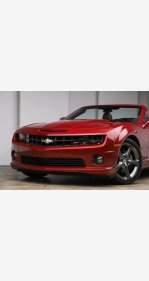 2013 Chevrolet Camaro SS Convertible for sale 101252312