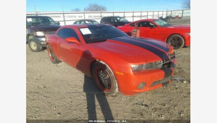 2013 Chevrolet Camaro LS Coupe for sale 101253373
