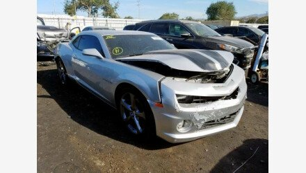 2013 Chevrolet Camaro SS Coupe for sale 101266426