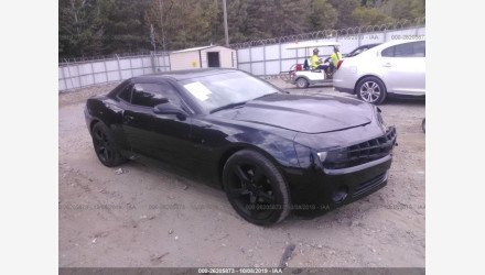 2013 Chevrolet Camaro LS Coupe for sale 101266868