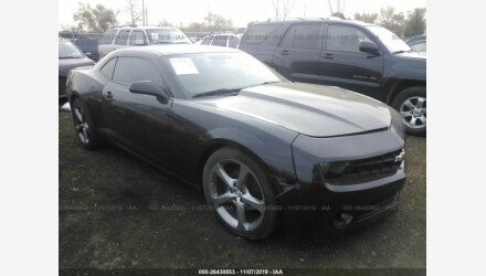 2013 Chevrolet Camaro LT Coupe for sale 101268826