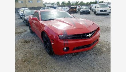 2013 Chevrolet Camaro LT Coupe for sale 101270467