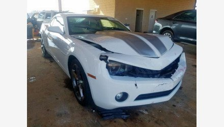 2013 Chevrolet Camaro LT Coupe for sale 101270983