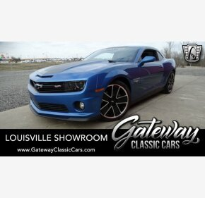 2013 Chevrolet Camaro SS Coupe for sale 101281161