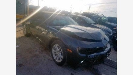 2013 Chevrolet Camaro LT Convertible for sale 101281405