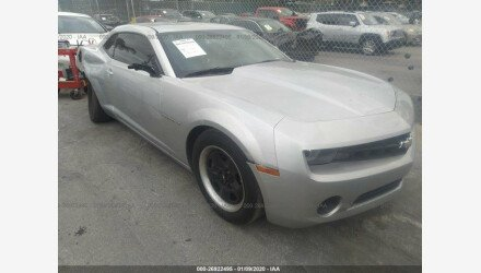 2013 Chevrolet Camaro LS Coupe for sale 101281527