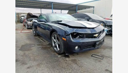 2013 Chevrolet Camaro LT Coupe for sale 101284774