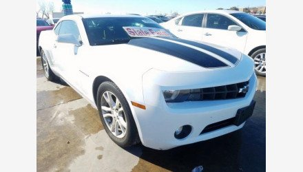 2013 Chevrolet Camaro LT Coupe for sale 101285305