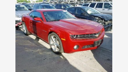 2013 Chevrolet Camaro LT Coupe for sale 101285860