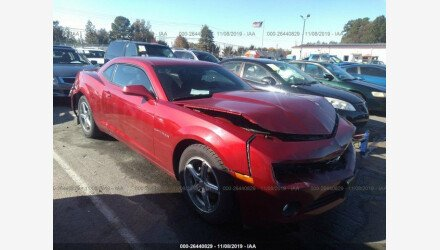 2013 Chevrolet Camaro LT Coupe for sale 101285995