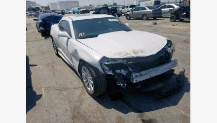 2013 Chevrolet Camaro LT Coupe for sale 101287018