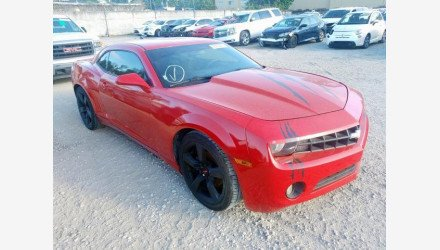 2013 Chevrolet Camaro LT Coupe for sale 101287739