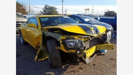 2013 Chevrolet Camaro LS Coupe for sale 101287838