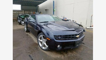 2013 Chevrolet Camaro LT Coupe for sale 101288488