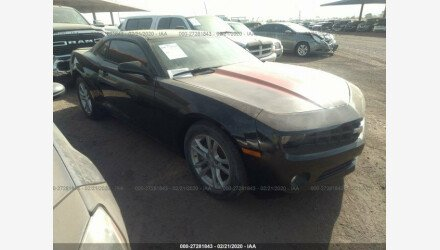 2013 Chevrolet Camaro LT Coupe for sale 101289935