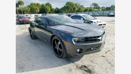 2013 Chevrolet Camaro LT Coupe for sale 101291071