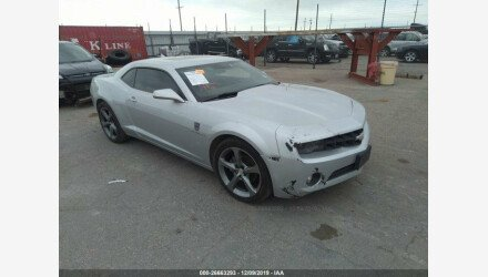 2013 Chevrolet Camaro LT Coupe for sale 101293768