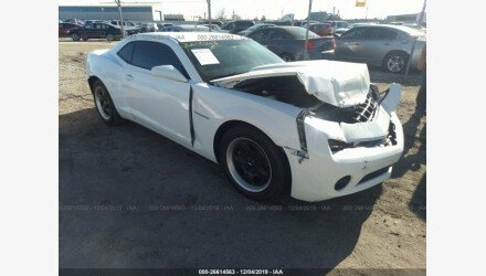 2013 Chevrolet Camaro LS Coupe for sale 101296733