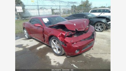 2013 Chevrolet Camaro LT Coupe for sale 101297312