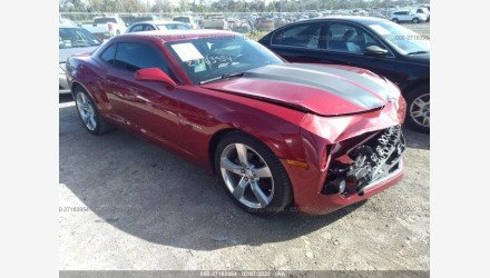 2013 Chevrolet Camaro LT Coupe for sale 101297776