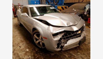 2013 Chevrolet Camaro LT Coupe for sale 101305114