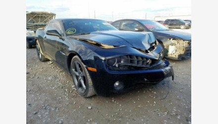 2013 Chevrolet Camaro LT Coupe for sale 101305381
