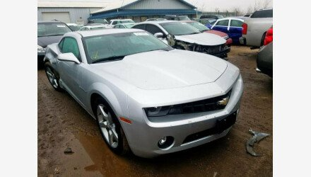 2013 Chevrolet Camaro LT Coupe for sale 101306298