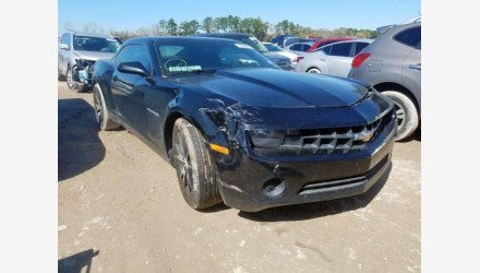 2013 Chevrolet Camaro LS Coupe for sale 101307483