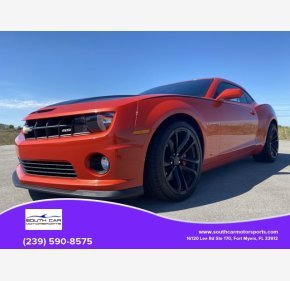 2013 Chevrolet Camaro SS Coupe for sale 101307536