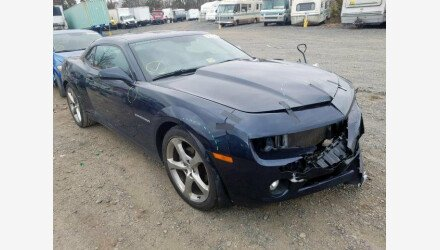 2013 Chevrolet Camaro LT Coupe for sale 101307811