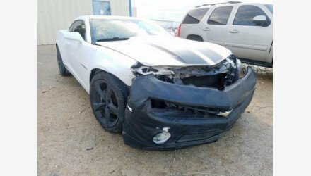 2013 Chevrolet Camaro LT Coupe for sale 101309373