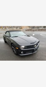 2013 Chevrolet Camaro for sale 101322230