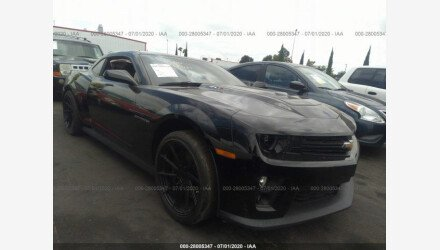 2013 Chevrolet Camaro ZL1 Coupe for sale 101346683