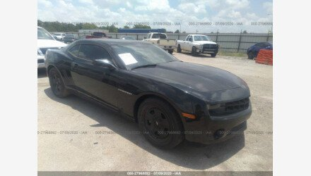 2013 Chevrolet Camaro LS Coupe for sale 101351067